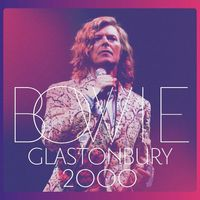 David Bowie - Glastonbury 2000 (2 CD, Live)