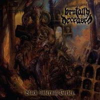 Brutally Deceased - Black Infernal Vortex - 2014