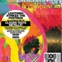 The Flaming Lips - Lightning Strikes the Postman