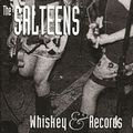 The Salteens - Whiskey & Records 7""