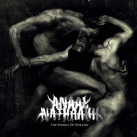Anaal Nathrakh - The Whole Of The Law - 2016