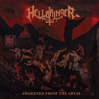 Hellbringer - Awakened from the Abyss - 2016