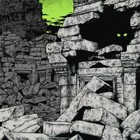 Wo Fat & Egypt - Cyclopean Riffs - split - 2013 (stoner-doom)