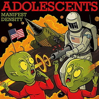 Adolescents - Manifest Density - 2016