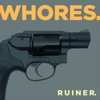 Whores.