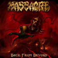 Massacre - Back From Beyond - 2014