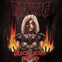 Danzig - Black Laden Crown