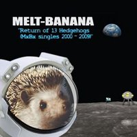 Melt-Banana - Return Of 13 Hedgehogs