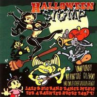 VA - Halloween Stomp-Jazz & Big Band Dance Music for a Haunted House Party! (1990)