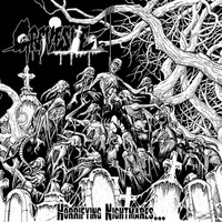 Gravesite - Horrifying Nightmares... - 2015