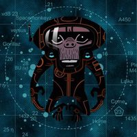 Spacemonkeys versus Gorillaz - Laika Come Home