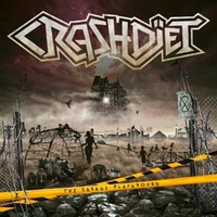 Crashdiet - The Savage Playground - 2013 (sleaze-hair metal)