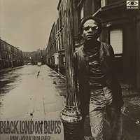 Ram John Holder - Black London Blues (koszos kocsmablues)