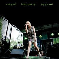 Sonic Youth - Live at Battery Park, NYC (July 4th, 2008)