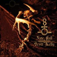 Nate Hall / Scott Kelly - The Traveling Sun / Three Barren Eyes - split 7