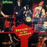 Töltényövtől a pálmafás bermudáig - Thrash Metal 1990