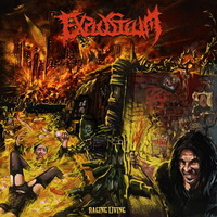 Explosicum - Raging Living - 2014