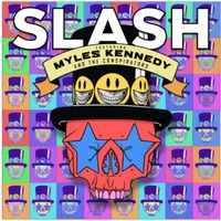 Slash feat. Miles Kennedy and the Conspirators - Living the Dream