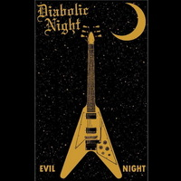 Diabolic Night - Evil Night - EP - 2014