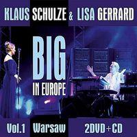 Klaus Schulze & Lisa Gerrard - Big in Europe Warsaw 2009, Vol.1