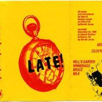 Late! - Pocketwatch (Dave Grohl / Grunge / Alter)