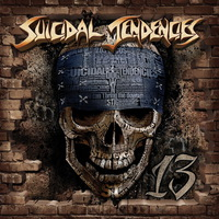 Suicidal Tendencies - 13 - 2013 (crossover legend)