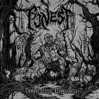 Funest - Desecrating Obscurity - 2014