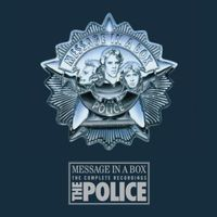 The Police - Message in a Box: The Complete Recordings (4 CD)