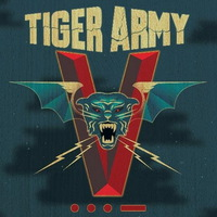 Tiger Army - V •••– - 2016