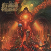 Mammoth Grinder - Cosmic Crypt - 2018