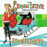 The Brian Setzer Orchestra - Karácsonyi albumok