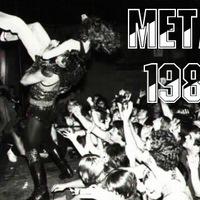 Metal 1985, első rész: A-N  - Fémszív vérrel ragasztva