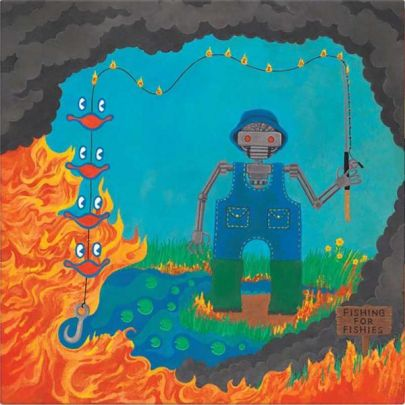 49b7cb1f76 King Gizzard and the Lizard Wizard - Fishing for Fishies