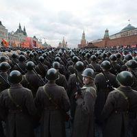 Az orosz háború