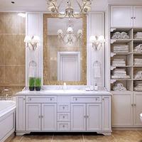 Hogyan tartsunk rendet egyszerűen a fürdőszobában?