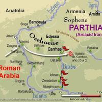 Carrhae - i.e. 53