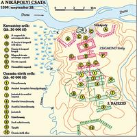 Nikápoly - 1396