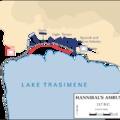 Trasimenus-tó i.e. - 217