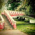 Ezért árválkodik egy régi híd a Városliget gyepén