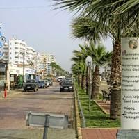 Az öt hónapnyi nyár európai szigete, Ciprus