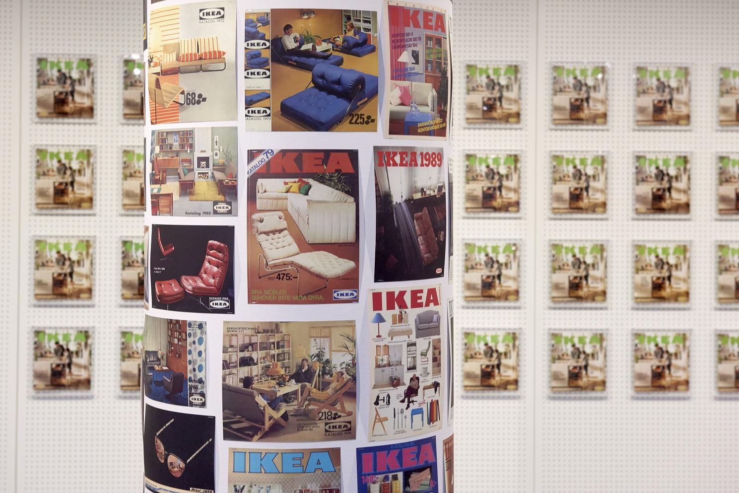A híres IKEA katalógusok
