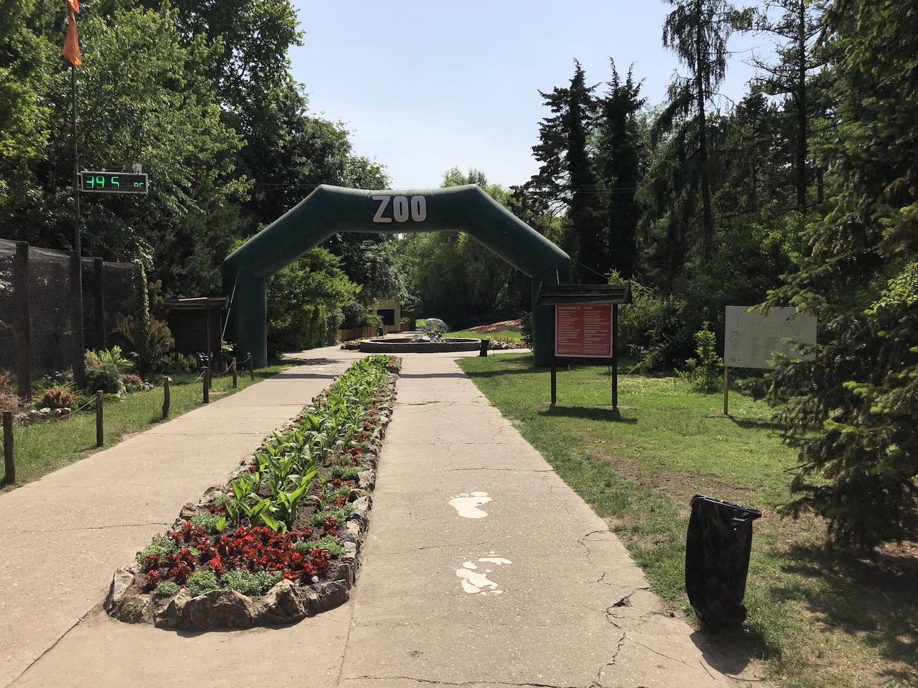 Palicsi állatkert