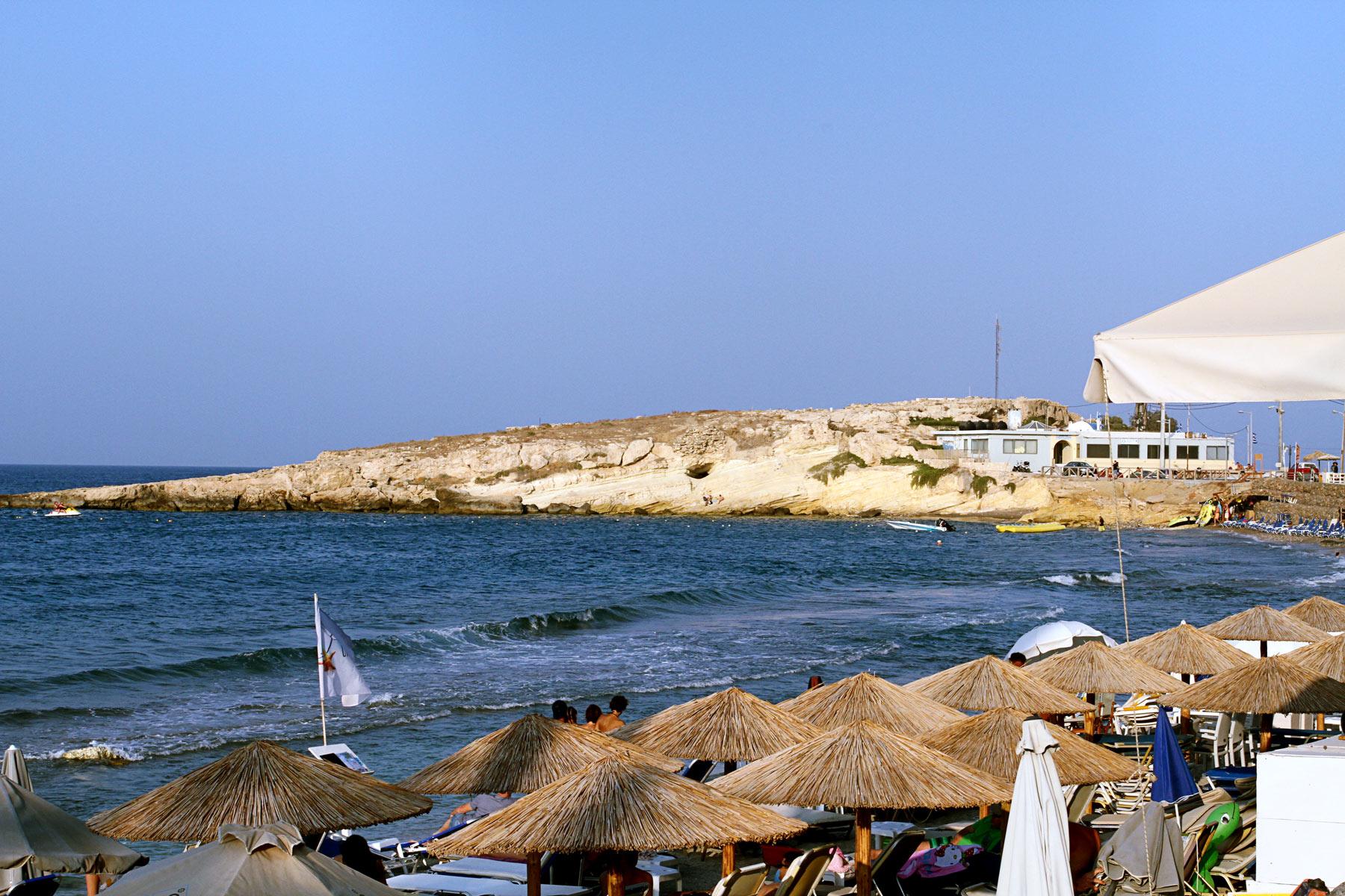 Hersonissos strand