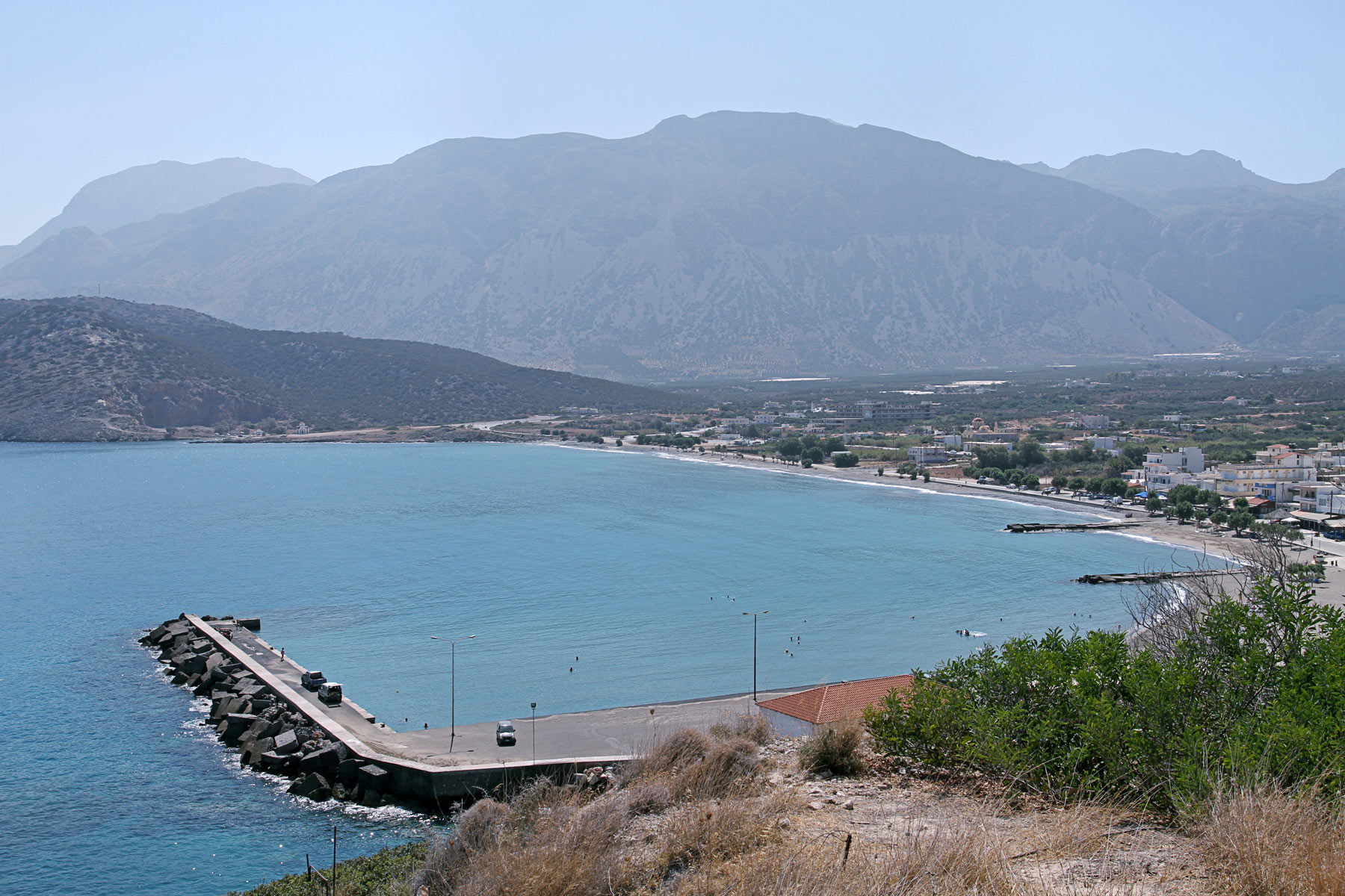 Ierapetra strand