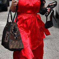 Casual celeb: Kim Kardashian