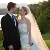 Chelsea Clinton férjhez ment