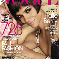 Halle Berry a Vogue-ban