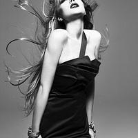 Lindsay Lohan az Interview magazinban
