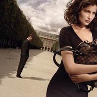 Laetitia Casta a Louis Vuitton őszi kampányában