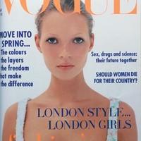 Kate Moss, huszonötször